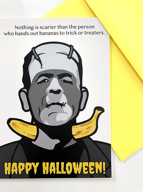 Frank Halloween Greeting Cards Set of 8