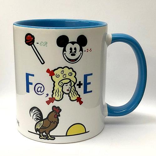 Dick PICtogram Mug