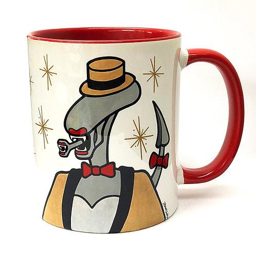 Showtime Alien Mug
