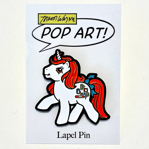 Mod Little Pony Soft Enamel Pin