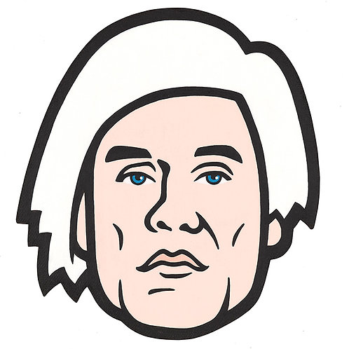Warhol Signed Prints