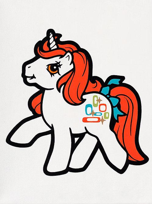 Mod Little Pony Signed Prints