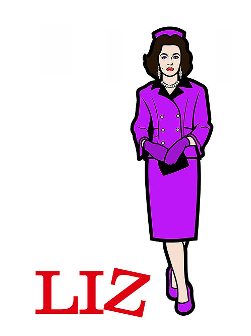 Liz Signed Prints