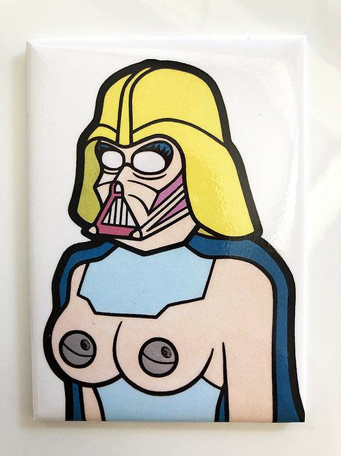 Malibu Vader Magnet