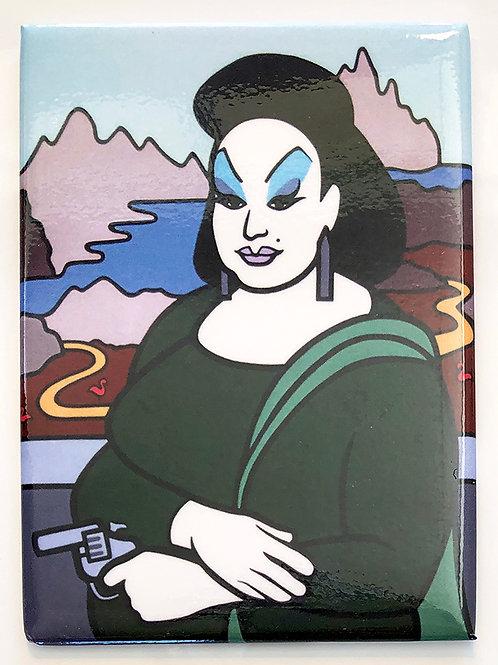 Mona Divine Magnet