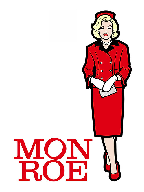 Monroe Signed Prints