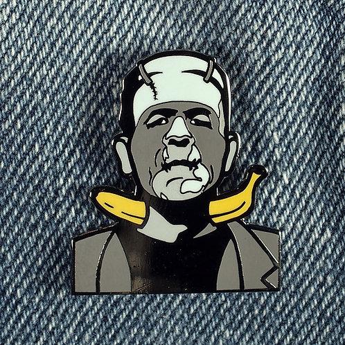 Frankenstein Hard Enamel Pin