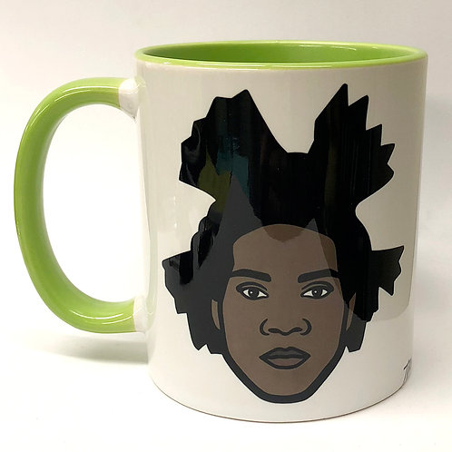 Basquiat Mug