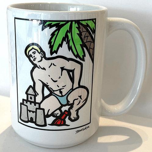 Beach Bud 15oz Mug