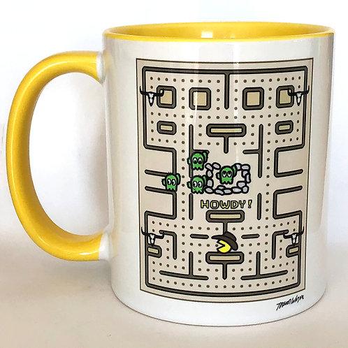 Howdy Player One Mug