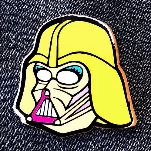 Malibu Vader Hard Enamel Pin