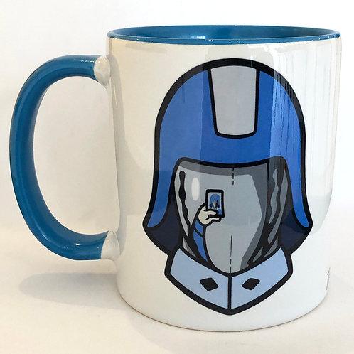 Selfie Commander Mug