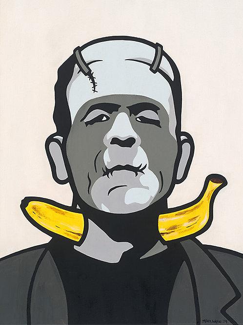 Frankenstein Signed Prints