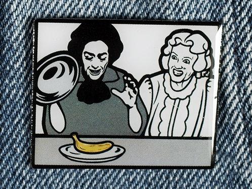 Baby Jane Offset Printed Pin