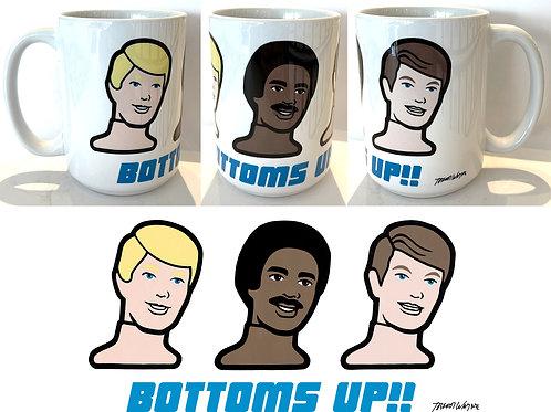 Bottoms Up 15oz Mug