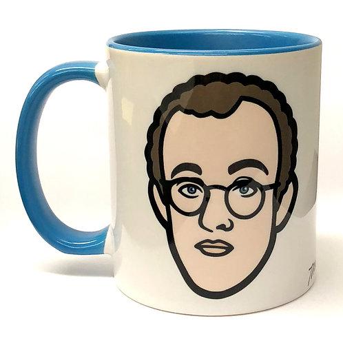 Keith Haring Mug
