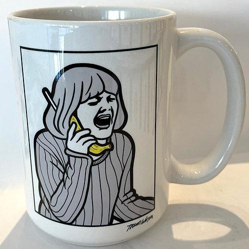 Scream 15oz Mug