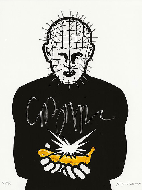 Clive Barker Signed Limited Prints