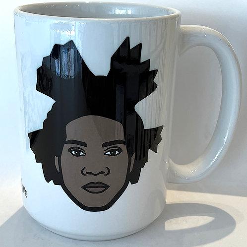 Basquiat 15oz Mug