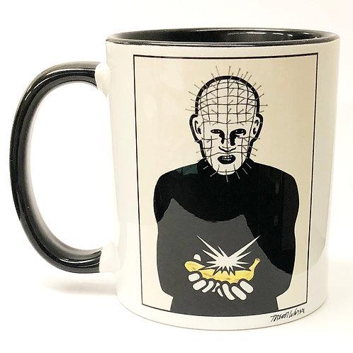 Pinhead Mug