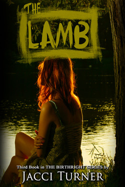 The Lamb Final front cover with right words