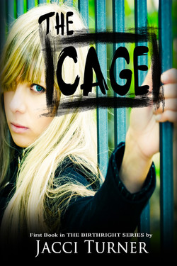 The Cage new front cover