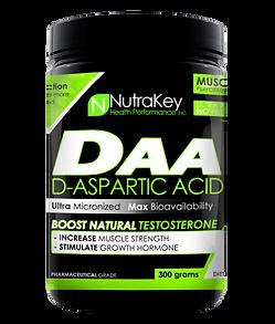 D-Aspartic Acid Supplement