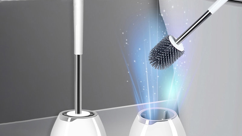 Toilet Brush/Cleaning Brush for Cleaning Bathroom Accessories