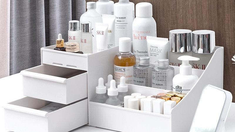 Boss Bihh Cosmetic Storage Organizer