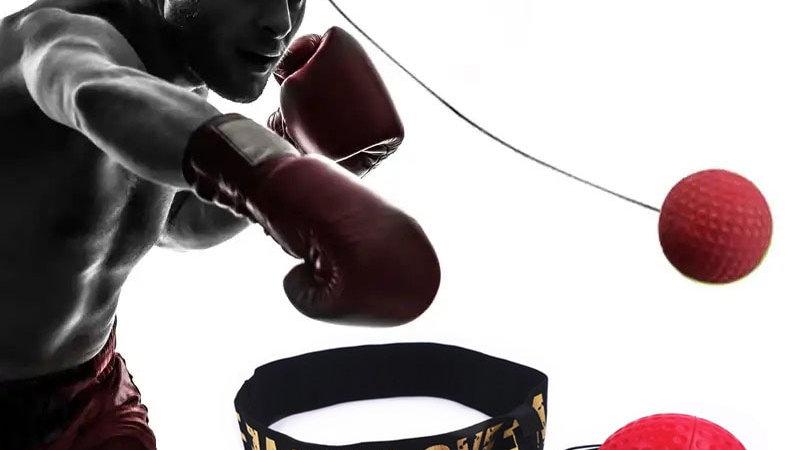 Boxing Reflex Speed Punch Ball/Reaction Hand Eye Training