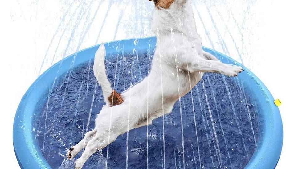 Dog Spray Pad Summer Outdoor Fountain Pad