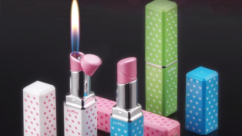 Lipstick Nug Lighter