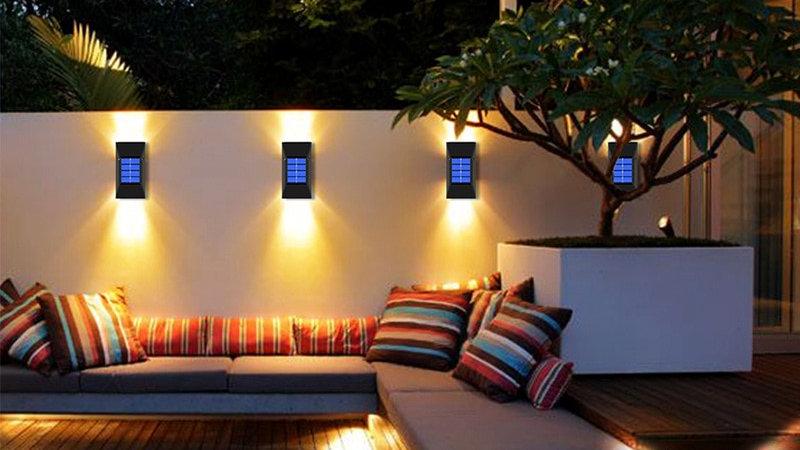 Solar Led Light Outdoor Garden Decoration