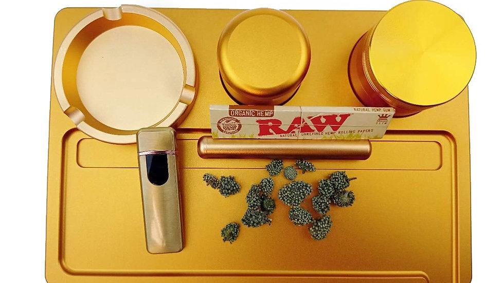 Custom Rolling Tray Set Accessories