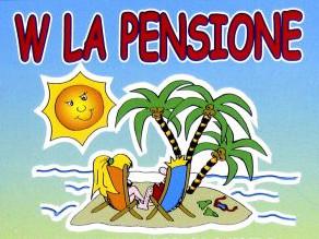 Domanda di Pensione 01.09.2021