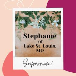 Stephanie (Lake St. Louis, MO)