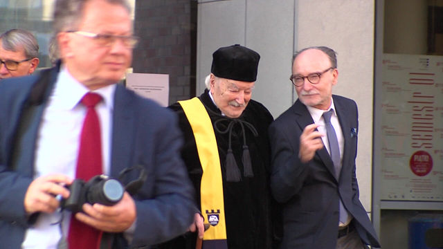 prof Andrzej Jaczewski