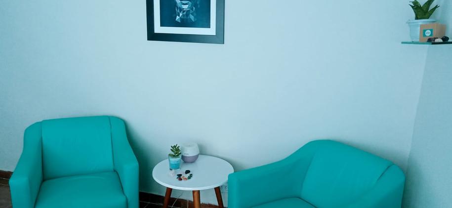 Sala de Massagens