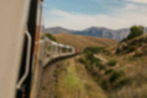 Long Train Ride