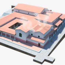 Virtualizção 3D | Arqueologia Virtual