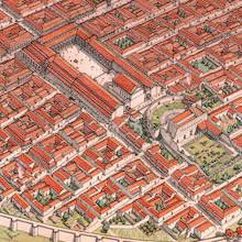Reconstituição de cidades antigas