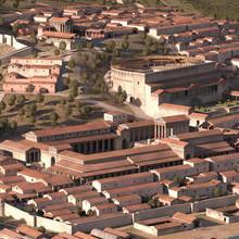 Arqueologia virtual. Reconstituição 3D de Olisipo