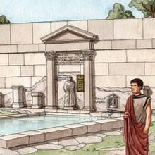 Reconstituição arqueológica