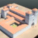 Arqueologia virtual. Reconstituição 3D da Sé de Braga.
