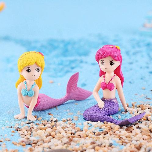 Mermaid Aquarium Decoration
