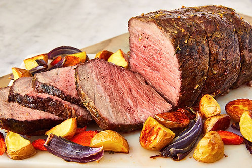 Roast Beef Dinner 🐮