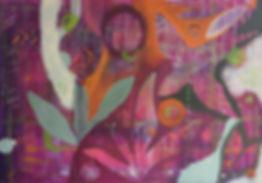 quadros para parede, obra de arte, pintura intuitiva, quadro para decoracao, acrilico sobre tela, pintura abstrata, quadro vinho, quadro de passarinho, quadro de folhas