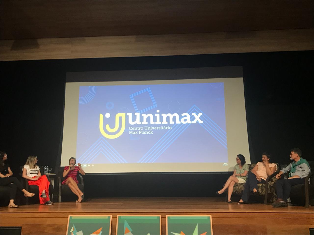 Talk na Universidade Max Planck