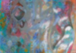 quadro para parede, obra de arte, pintura intuitiva, quadro para decoracao, acrilico sobre tela, quadr abstrato, quadro azul