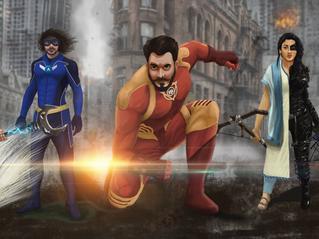 Indian Superheroes | DK FILMS